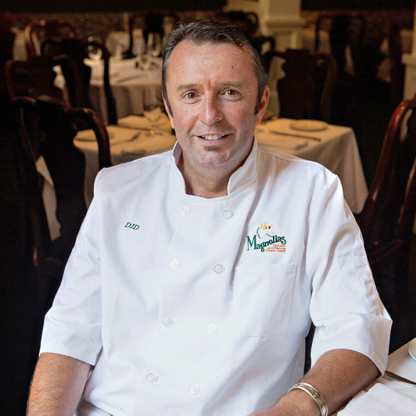 2018 Celebrity Chefs' Brunch: Donald Drake