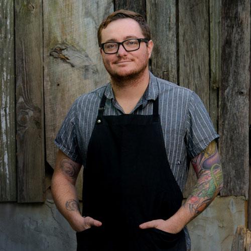 2018 Celebrity Chefs' Brunch - Meals On Wheels Delaware - Hari Cameron