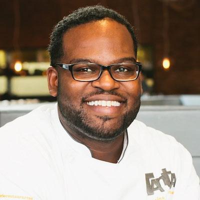 Meals On Wheels Delaware - Celebrity Chefs' Brunch - Chef Lammar Moore