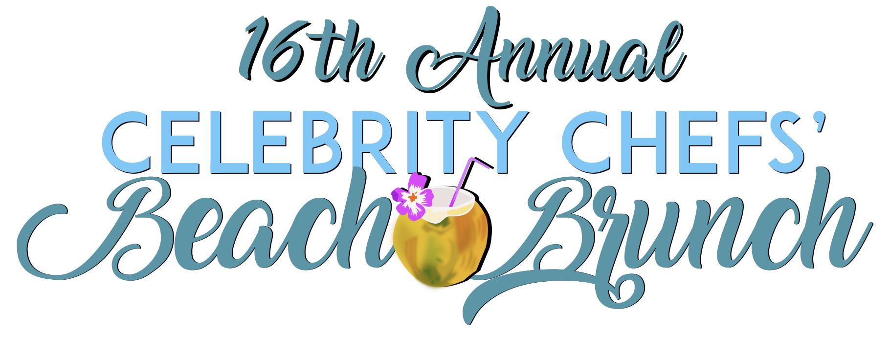 2018 Celebrity Chefs' Beach Brunch