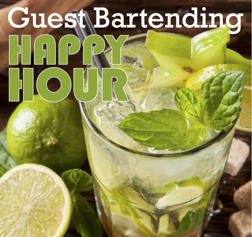 Meals On Wheels Delaware - Guest Bartending Happy Hour