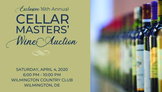 Cellar Masters Wine Auction 2020