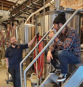 Hey Hi Brewery - tasting