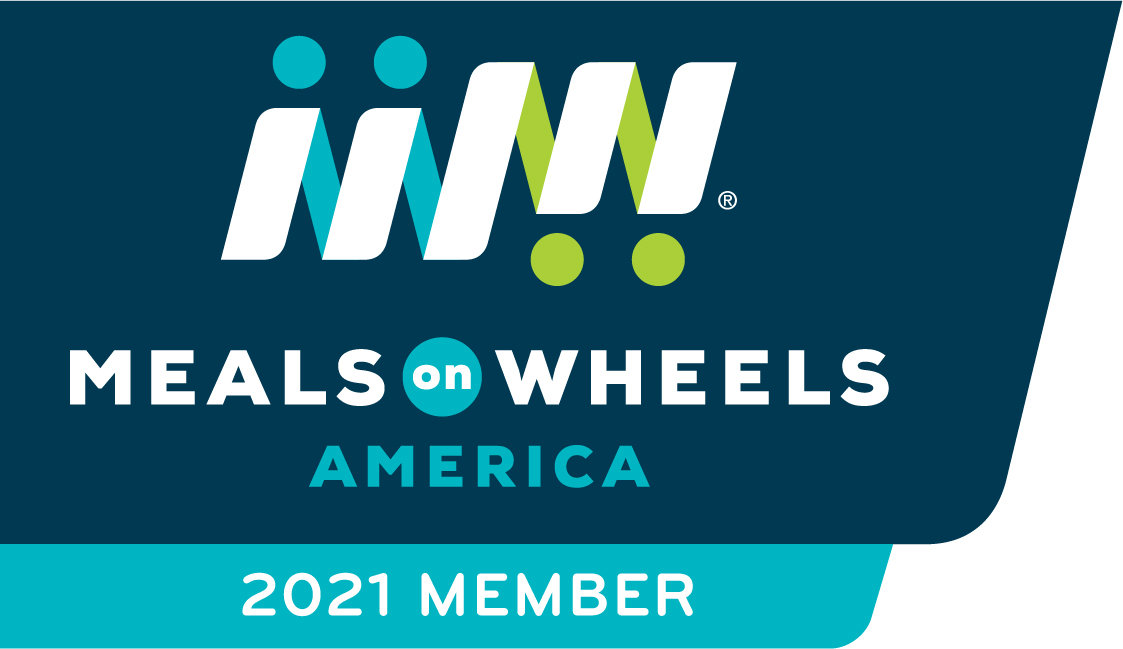 Meals on Wheels 2021 member logo