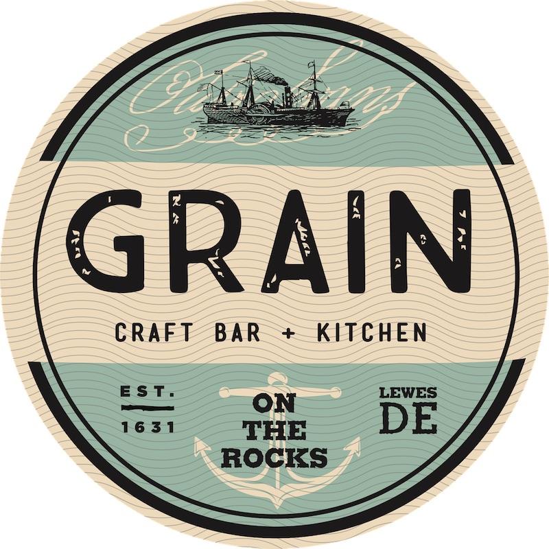 Grain On The Rocks logo